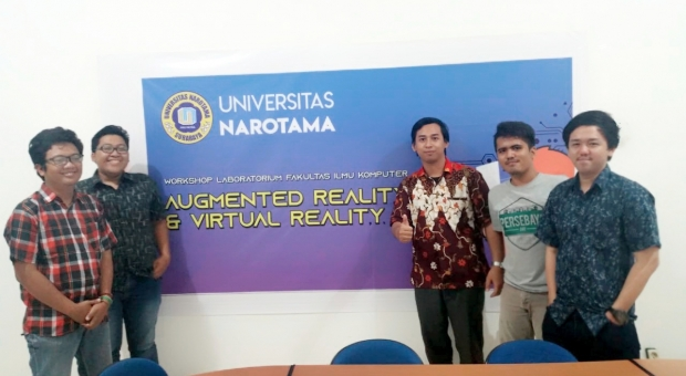 Workshop Augmented Reality & Virtual Reality
